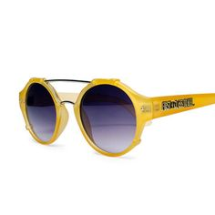 Currently inspired by: Cascade Sunglasses Banana on Fab.com