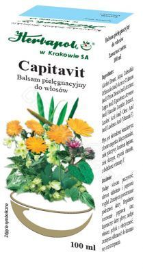 Capitavit balsam do włosów 100 ml Beauty Makeup, Hair Beauty, Krakow, Healthy Hair, Good To Know, Beauty Hacks, Hair Care, Herbs, Hair Styles
