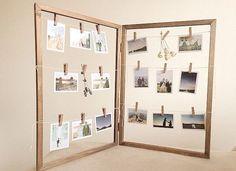 コルクボードのおしゃれな飾り方。活用例や写真の飾り方など | iemo[イエモ]