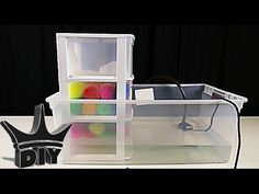 HOW TO: Build a CHEAP aquarium SUMP filter - YouTube
