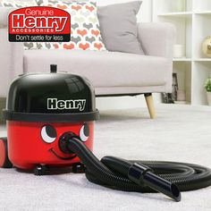 Buy Henry Hose at Argos. Thousands of products for same day delivery or fast store collection. Vacuum Cleaner Accessories, Harry James, Argos, Hard Work, Vacuums, Home Appliances, Cleaning, Kit, Flooring