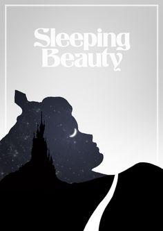 ROWAN STOCKS-MOORE | Disney la bella durmiente