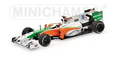 FORCE INDIA F1 MERCEDES VJM03 - VITANTONIO LIUZZI - 2010 - Formula 1 - Racing…