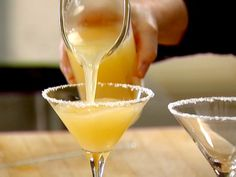 Get this all-star, easy-to-follow Pink Grapefruit Margaritas recipe from Ina Garten.