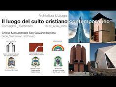Architettura e Liturgia.: il luogo del culto cristiano contemporaneo - P...