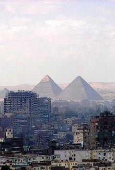 Cairo, Egypt, القاهرة, al-Qāhira