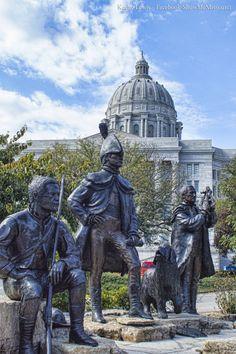 Missouri State Capitol - Jefferson City, Missouri