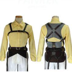 attack on titan shingeki no kyojin cosplay hanji zoe costumes attack on titanattack on titancostume halloweenbulletproof vestcosplay costume - Halloween Bullet Proof Vest