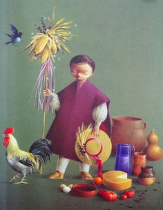 Alejandro Rangel Hidalgo Popular Art, Arte Popular, Mexican Art, Mexican Style, Mexican Christmas Traditions, Spanish Culture, Angel Crafts, Folk Art, Xmas