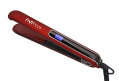 FARI Premium Digital Professional 1-Inch Floating Red Ceramic Coating Plate Flat Iron For Hair,Swiftly Reaches MAX 450F >>> You can get additional details at the image link.
