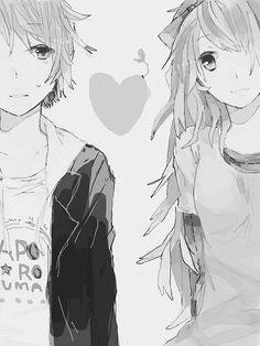 anime couple *^* <3