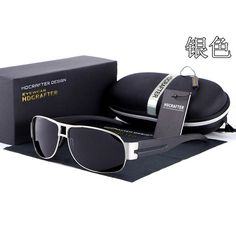 41.50$  Buy now - http://alib1j.worldwells.pw/go.php?t=32657134077 - Hot Selling 2016 New Fashion Men Polarized Driving Sports Casual Vintage Sunglasses Elegant Men's sunglasses 100% UV400 41.50$