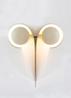 Geometry is God Lighting Collection from Material Lust - Design Milk