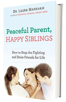 How to stop siblings fighting? This is an excellent article (not a book) all about sibling rivalry. There are so many good points in here!
