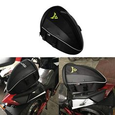 MOTO CENTRIC Tail bag motorcycle 05fd0ee3cd7f