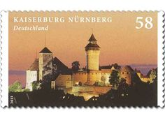 Serie: Burgen und Schlösser - Kaiserburg Nürnberg