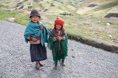 Niños Andinos.