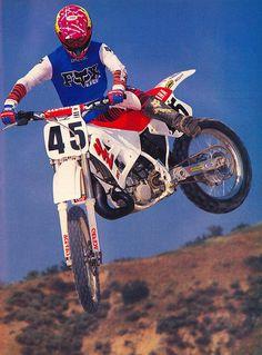 Damon Bradshaw 1989 by teyblyy, via Flickr