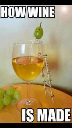 For all you wine drinkers!! LOL