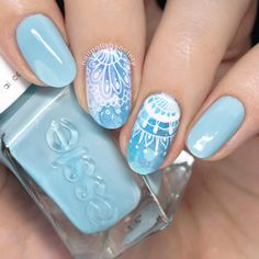 H2Oh! Water Decal Review >>Nail Polish Society