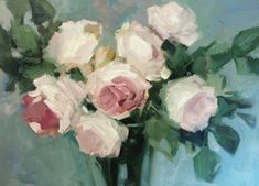 18 best My rose paintings images on Pinterest | Rose paintings ...