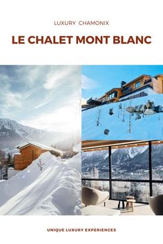 Indulge yourself in 1,000m2 of luxury chalet set in over a hectare of land, rich in history and as magical as the mountains it rests in. #chamonix #montblanc #luxurychalet #luxurylifestyle #wellness #luxuryskiholiday #winterhoiday #frenchalps Luxury Ski Holidays, Gym Facilities, Snow Dogs, French Alps, Ski Chalet, Snowy Mountains, Holiday Destinations, Skiing, Bucket