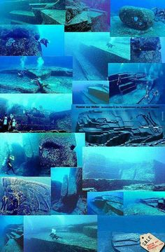Natural formation or not? The Yonaguni monument... Japan's Atlantis!