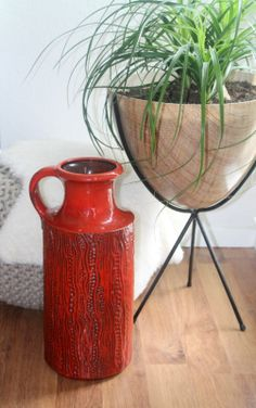 Carstens 7652-45 floor vase (purchased July, 2013)