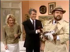 Dom DeLuise and Friends ~ 1983 ~ Inspector Bawdy ~ Angie Dickinson ~ Dean Martin - YouTube Martin Show, Dean Martin, Angie Dickinson, Jerry Lewis, Biographies, Film Director, Master Class, Funny Videos, American Actors