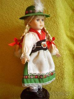 Porcelánová panenka - 1