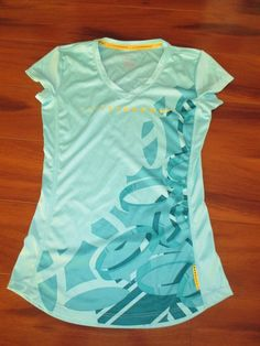 Nike Dri Fit Live Strong Short Sleeve Workout Top Size XS #Nike #ShirtsTops