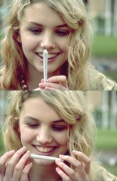 """Bring the drugs. I can bring my pain."" Skins"