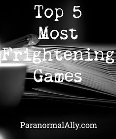 As a child…did you and a group of friends ever play scary challenges or games that maybe you shouldn't have played? Most of us have, I'm sure… Below are some of the most terrifying games that are commonly played today. Scary Sleepover Games, Scary Games To Play, Creepy Games, Ghost Games, Fun Halloween Games, Fun Games, Paranormal Stories, Paranormal Photos, Scary Creepy Stories