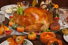 For Thanksgiving how auspicious to have your dining table simply overflowing with food. It would be even better if one wall in your dining room is covered with a wall mirror, which will reflect & effectively double the wealth of food on your table!