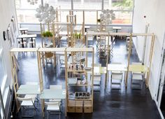 Oatmeal Studio: IkHa - temporary restaurant