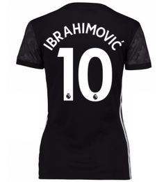 Manchester United Zlatan Ibrahimovic 10 Bortatröja Dam 17-18 Kortärmad Neymar Jr, Manchester United, Real Madrid, The Unit, Sports, Tops, Fashion, Hs Sports, Moda