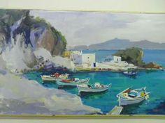 Κολοκυθας βασιλης Greeks, Painters, Artists, Artist