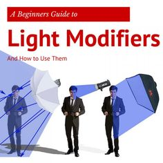Anything and everything you wanted to know about light modifiers.