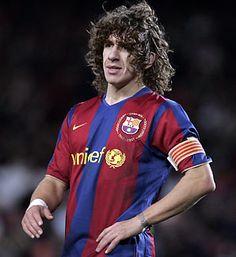 The lion of a defender!! #carlespuyol !