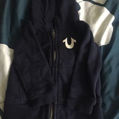 Infant True Religion Hoodie Great condition True Religion Jackets & Coats
