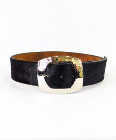 Ζώνη Φαρδιά Πόνι και Δέρμα Belt, Accessories, Fashion, Belts, Moda, Fashion Styles, Fashion Illustrations, Jewelry Accessories