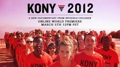 Stop Kony. Uneducated? Be in the know. Know how you can make a difference and get the word out!!!