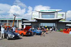 Automobili d'epoca alla Fiera di Sant'Alessandro 2014 - Fiera di Bergamo