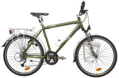 Mountain Bicycles Made For Bike Touring Around The World
