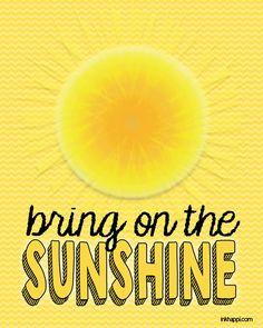 Inspirelinge Fitness: Vitamin D for Immune Health & Strong Bones Pocket Full Of Sunshine, Good Day Sunshine, You Are My Sunshine, Sunshine Quotes, Sun Quotes, Sunny Day Quotes, Quote Of The Day, Sun And Stars, Look At The Stars