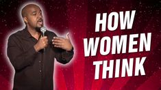 How Women Think (Stand Up Comedy) - YouTube Funniest Stand Up, English Comedy, Comedy Specials, Stand Up Comedy, Music Videos, Funny, Youtube, Room Decor