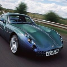 TVR Speed 6