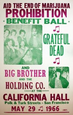 Grateful Dead and Big Brother