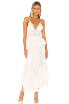 ROCOCO SAND Elna Dress - We Select Dresses Dress Outfits, Cute Outfits, Maxi Dresses, Party Dresses, Going Out Outfits, Vacation Dresses, Revolve Clothing, Ladies Dress Design, Designer Dresses