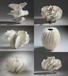 Assorted pieces by Sandra Davolio - really like her work....